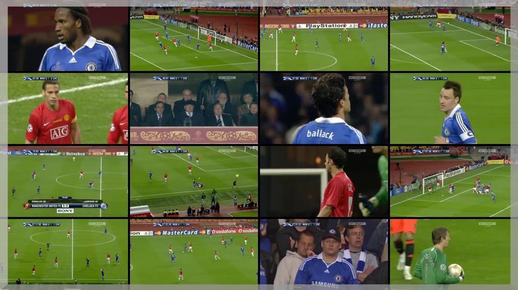 Chelsea Vs Manchester United Vs Fc Barcelona: Finals